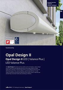 Opal II tech brochure