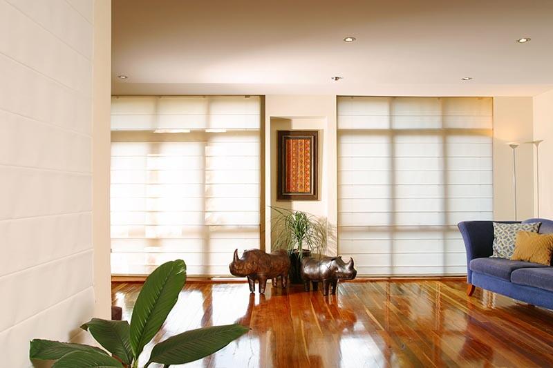 translucent blinds