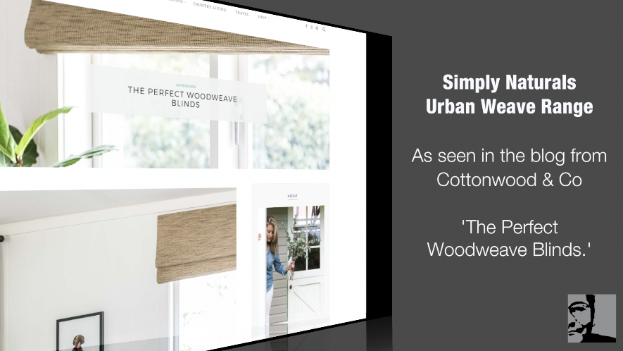 Simply Naturals Urban Weave Range Featured In Cottonwood And Co Blog