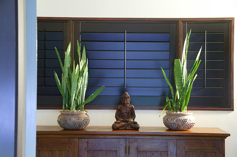 interior timber shutters