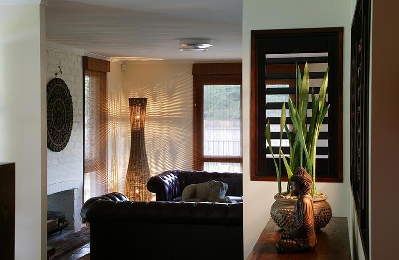 internal timber shutters