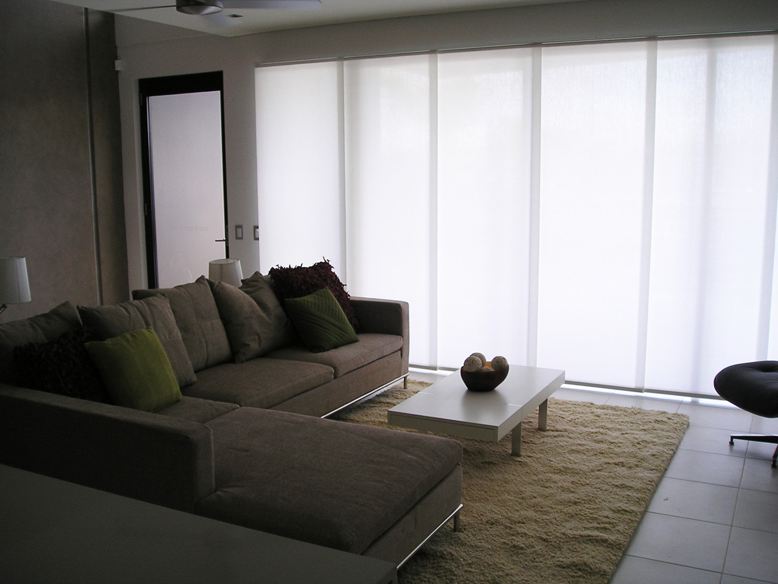 moving panel blinds