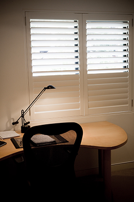 timber shutters