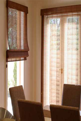 asian woven bamboo blinds