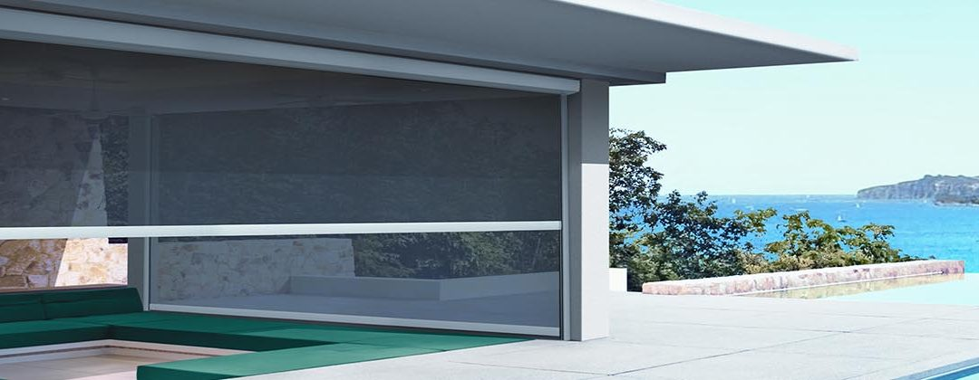 Perth Motorised Exterior Roller Blinds and Folding Arm Awnings