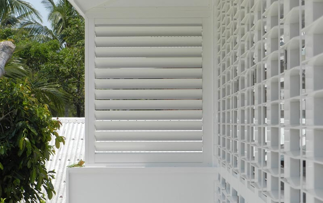 Outdoor Roller Blinds - Solare Teknica Outdoor Roller Shades