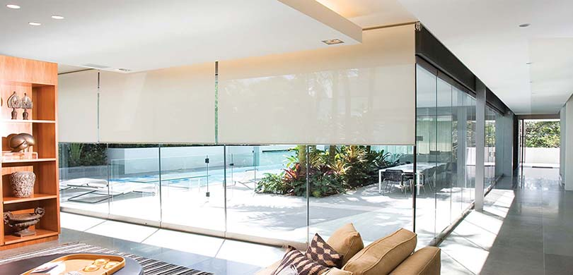 interior roller blinds