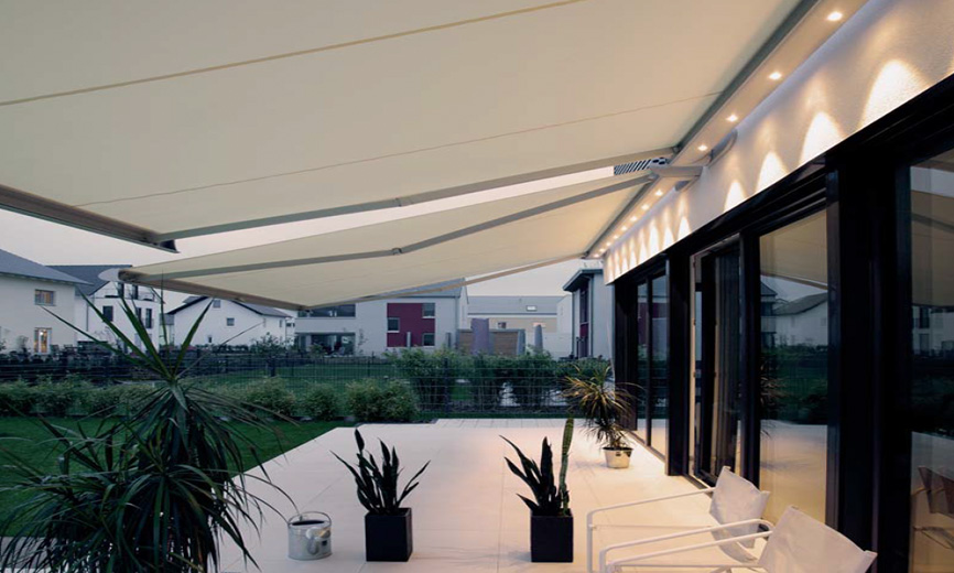 awning lighting