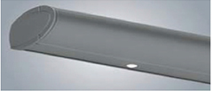 Intergrated LED lighting option