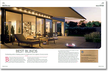 Outdoor Rooms by Peter Meyer