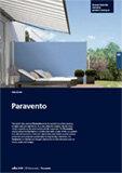 paravento brochure