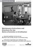 paravento maintenance brochure