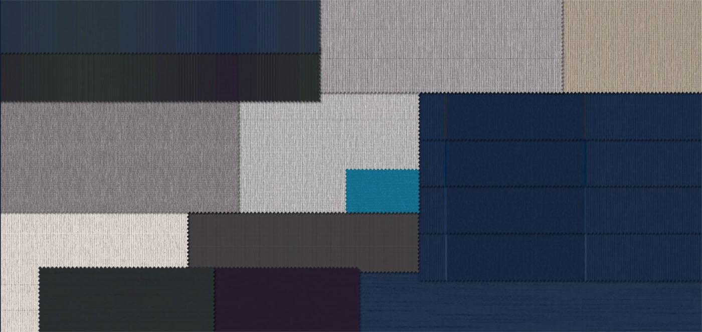Modern Basics Blue | Plain Designs