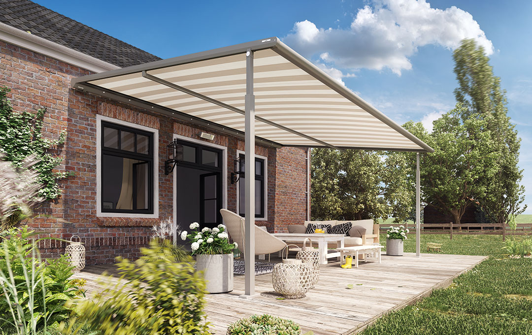 plus glass open motorised giotto awning products melbourne euroblinds retractable roof systems