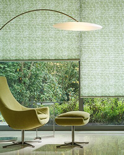 Simply Pleated Blinds