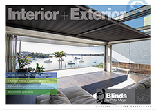 Blinds by Peter Meyer brochure