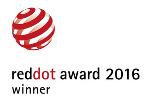 reddot award winner 2016
