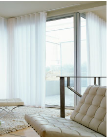 unique oriental weave blinds