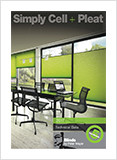 Blinds by Peter Meyer technical brochure download