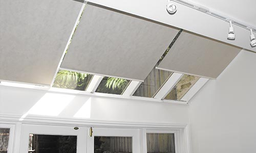 blinds for skylights