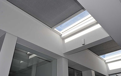 Genial Skylight Blinds