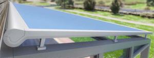 slimline profile conservatory awning