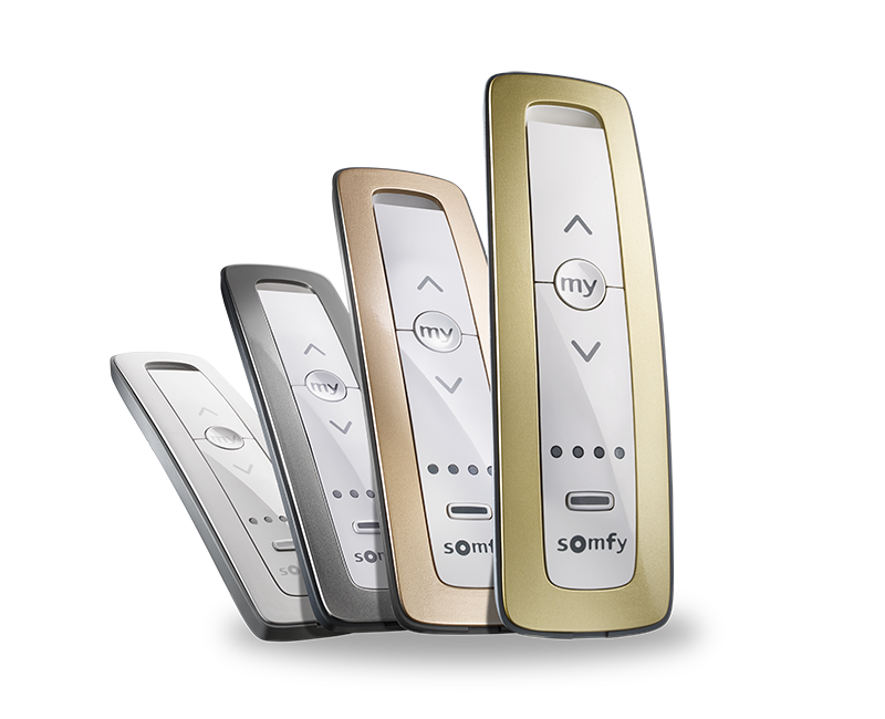 somfy controllers