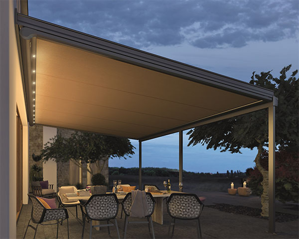 Sotezza II conservatory awning
