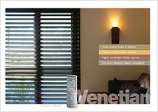 Blinds by Peter Meyer brochure download