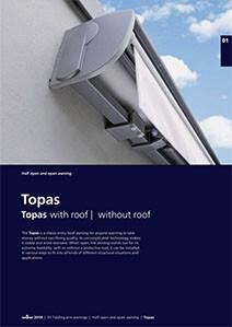 topas tech brochure