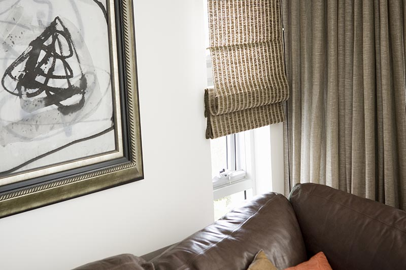 natural look fabric blinds