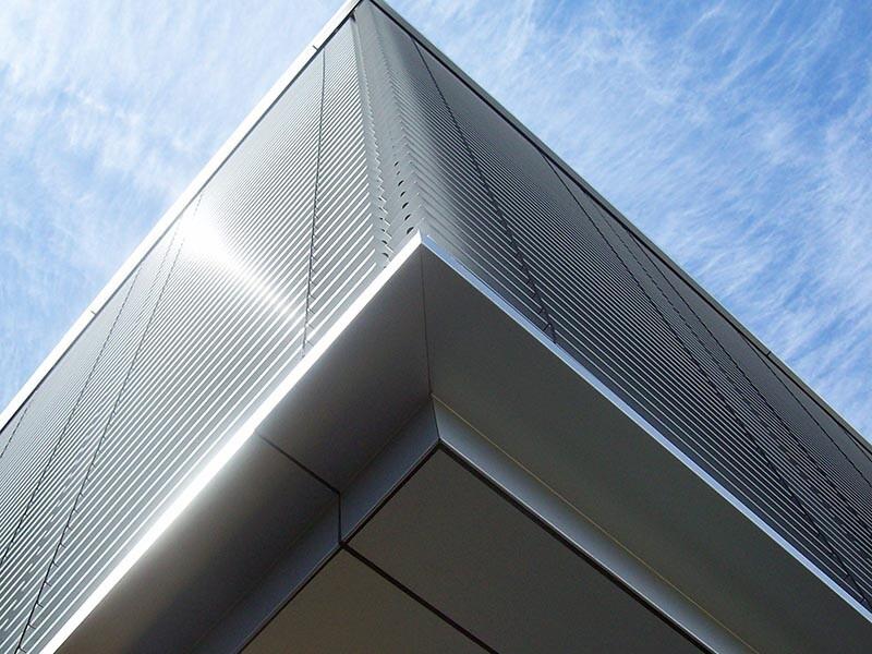 exterior metal blinds