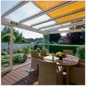 weinor conservatory awnings going cheap!