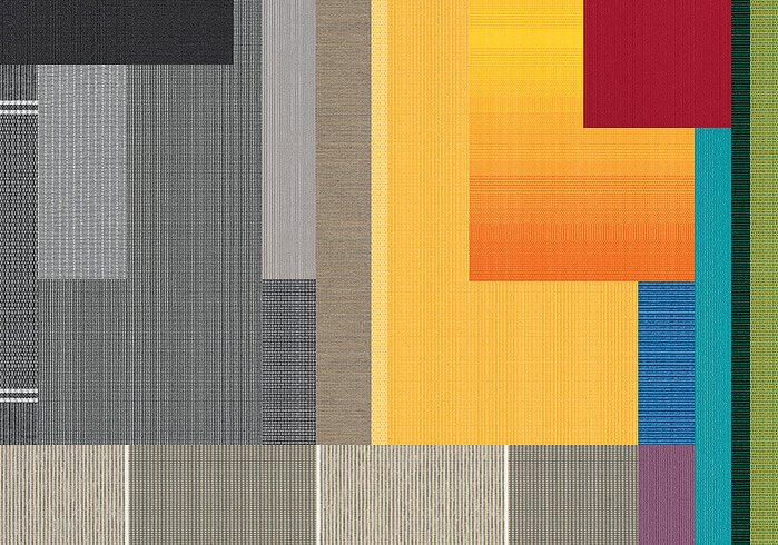 Weinor special fabrics collection