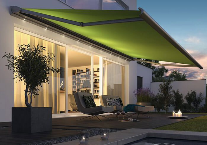 acrylic fabric collection - True Colours - for Weinor awnings