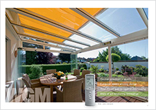 Weinor WGM Conservatory Awning brochure download