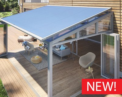 WGM Top conservatory awning